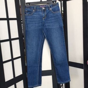 Children's Place blue skinny jeans
